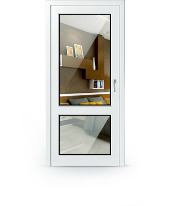 входные двери пвх для частного дома