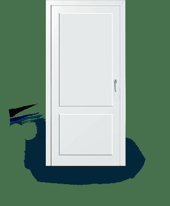 входная пластиковая дверь в частный дом цена