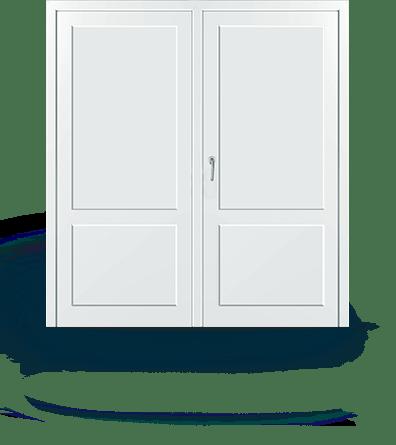 пластиковые двери в частный дом
