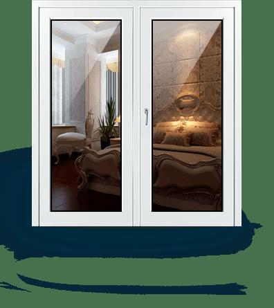 купить пластиковые двери входные для частного дома