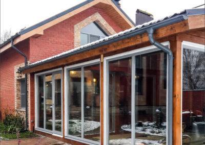 окна для веранды и террасы