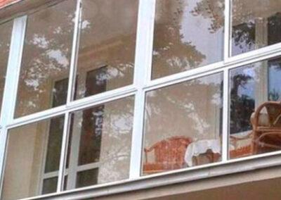 раздвижные на балкон
